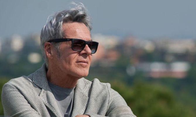 Replica Al centro concerto di Claudio Baglioni all'Arena di Verona