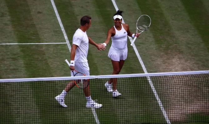 Wimbledon: Federer in semifinale