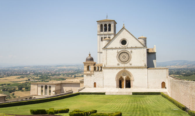 Oggi la Preghiera per la Pace di Papa Francesco