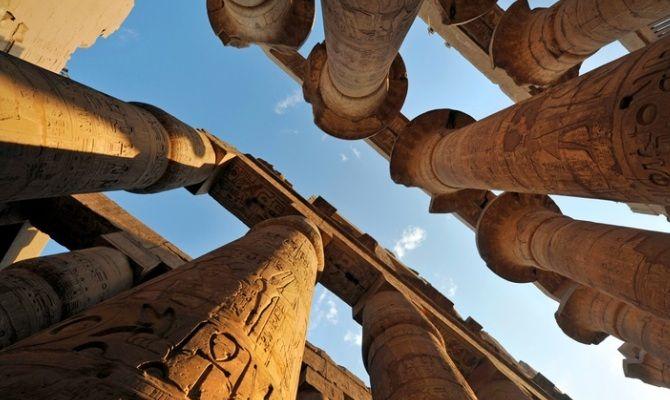 Nuova scoperta a Luxor